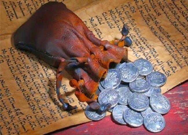 Αποτέλεσμα εικόνας για Αργολίδος Νεκτάριος: ''Ο κώδικας Da Vinci και τα τριάκοντα αργύρια''.